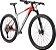 Bicicleta Cannondale F-SI Carbon 2 Tam XL 2021 Cinza e Vermelho - Imagem 2