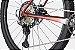 Bicicleta Cannondale F-SI Carbon 2 Tam XL 2021 Cinza e Vermelho - Imagem 5