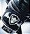 Tênis para Skate de Couro Ratpanzer Rattrap Preto - Imagem 3