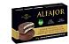 ALFAJOR VEG BRANCO COM CHOCOLATE SEU DIVINO 80G - Imagem 1