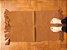 Tapetinho liso caramelo - Imagem 1
