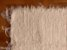 Tapetinho liso cru felpudo - Imagem 2