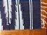 Tapetinho de bico lateral azul marinho e azul pastel - Imagem 2