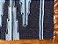 Tapetinho de bico lateral azul marinho e azul - Imagem 2