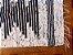 Tapetinho de bico azul marinho e mesclado - Imagem 2