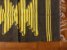 Tapetinho de bico Cinza e amarelo - Imagem 2