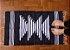 Tapetinho de bico preto e branco - Imagem 1