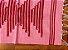 Tapetinho de bico rosa e vermelho - Imagem 2
