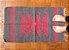 Tapetinho de bico cinza e vermelho - Imagem 1