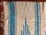 Tapete modelo novo cru e azul mescla - Imagem 2