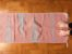 Passadeira bico lateral rosa e cinza - Imagem 2
