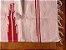 Passadeira bico lateral vermelho e rosa pastel - Imagem 2