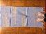 Passadeira bico lateral cinza e bege - Imagem 1