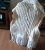 Manta / Xale - MALHA OFF WHITE - Imagem 1