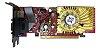 Placa Vídeo Nvidia Gforce N8400GS TD256 / Perfil Baixo  - Imagem 1