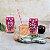 Refrigerante Coreano Sparkling Plum (Ameixa) - 350ml - Imagem 3