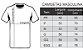 10 Camisetas básica em malha de algodão com logo (01 cor) estampado na frente, cada uma sai a 32,90 - frete grátis! - Imagem 6