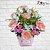 Arranjo com Flores Claras - Imagem 1