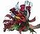 Bouquet de rosas com lírios - Imagem 1