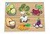 Quebra-cabeça com Pinos Legumes - Imagem 1