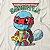 Camiseta Ninja Squirtle - Imagem 3