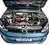 Intake + Filtro Golf Jetta Polo Gts A3 1.4 Tsi Flex   Nox - Imagem 3