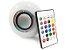 Lâmpada Led RGB Musical Bluetooth 3w com Alto Falante e Controle Remoto - Imagem 3