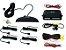 Kit Câmera De Ré Veicular Universal para Baliza e Sensor de Estacionamento Automático - Imagem 4