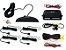 Kit Câmera De Ré Veicular Universal para Baliza e Sensor de Estacionamento Automático - Imagem 5