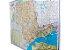 Mapa do Estado De São Paulo Edição Atualizada Político Rodoviário Turístico Marcação Divisão De Cidades 120X90 cm - Imagem 4