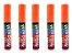 Kit Com 5 Canetas Para Escrever em Vidros Window Marker - Imagem 3