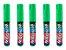 Kit Com 5 Canetas Para Escrever em Vidros Window Marker - Imagem 5