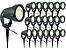Kit 20 Luminária Com Luz De Alto Brilho Super Forte Espeto de Jardim Led 5w 110v 220v - Imagem 8