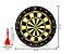 Jogo de Dardos Magnético Tabuleiro Alvo De 34CM Com 6 Dardos Coloridos Para Salão de Jogos - Imagem 8