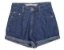 Shorts Jeans Cintura Alta - IAM AUTHORIA - Imagem 1