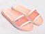 Chinelo GLOW Orange Transparente - Tweenie - Imagem 2