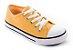 Tênis Canvas Low Amarelo - Diversão  - Imagem 1