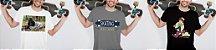 Camisetas 100% algodão personalizadas - Imagem 4