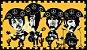 Quadro Decorativo Beatles - Imagem 1