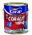 Esmalte Acetinado Premiun Branco 0,9L Coralit - Imagem 1