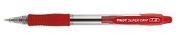 Caneta Esferográfica Super Grip 1.0 Vermelha - Pilot - Imagem 1