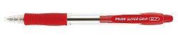 Caneta Esferográfica Super Grip 0.7 Vermelha - Pilot - Imagem 1