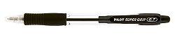 Caneta Esferográfica Super Grip 0.7 Preta- Pilot - Imagem 1