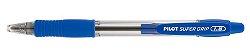 Caneta Esferográfica Super Grip 1.6 Azul- Pilot - Imagem 1