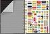 Caderno Universitário Fiore - 96 folhas - Fina Ideia  - Imagem 2