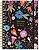 Caderno Colegial - Fiore - 200 folhas - Fina Ideia - Imagem 1