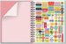 Caderno Colegial - Lhama - 96 folhas - Fina Ideia - Imagem 2