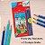 Kit Escolar Faber-Castell - Lápis de Cor 12 Cores + 3 Lápis - Imagem 4