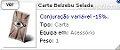 Anel do Cardeal do Ventríloquo Selado - Imagem 2
