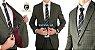 Terno Slim Masculino SAVANA Microfibra Corte Italiano - Imagem 1